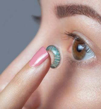 ¿Cómo hacer un buen uso de las lentillas de colores?