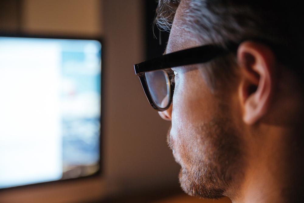 Gafas antireflejos para trabajar con el ordenador