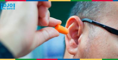 Protección auditiva en el trabajo: Tapones anti-ruido