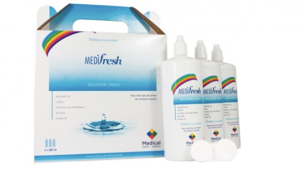 large-Pack líquidos Medifresh 3 unidades