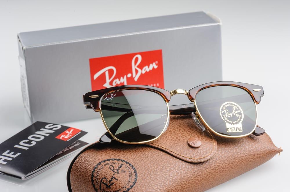 c440b8d8f3 Las gafas de sol Ray-Ban® son un auténtico icono de la moda. Si miras en los  catálogos de las ópticas, las vas a encontrar marcando tendencia.