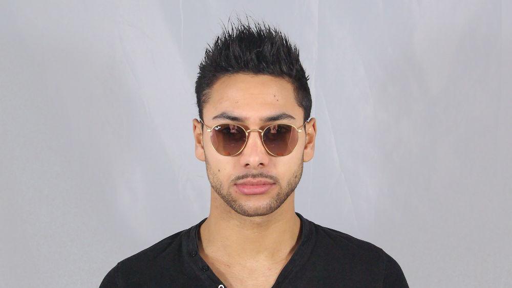 Gafas de moda para hombre
