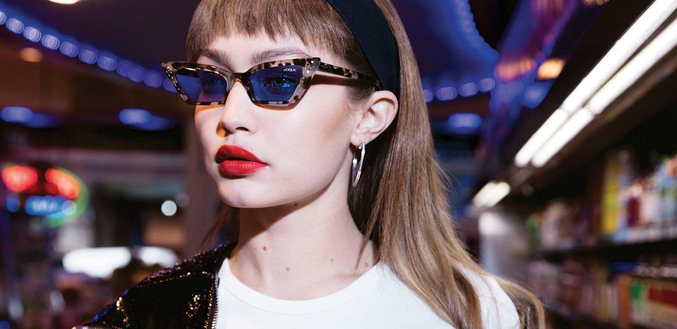 envío gratis estilo de moda de 2019 seleccione para genuino Gafas de sol Vogue: Moda y personalidad al mismo tiempo - El ...