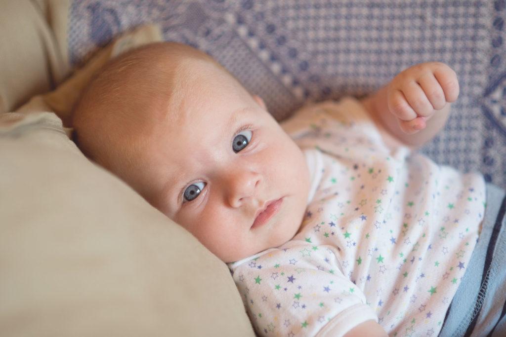 Legañas en bebes