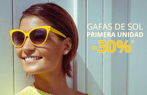 Promoción gafas de sol