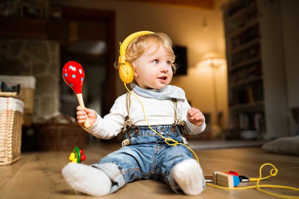 ¿Conoces los beneficios de la música en los niños? Te lo contamos en el Blog de Medical Óptica Audición