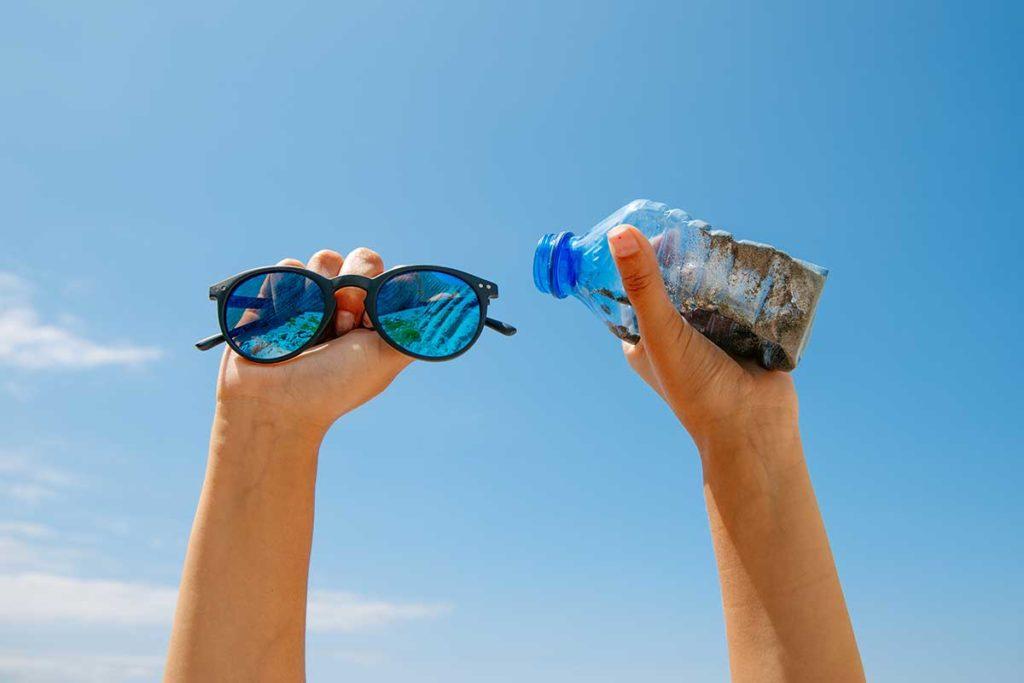 Gafas de sol sostenibles High Hope Eco