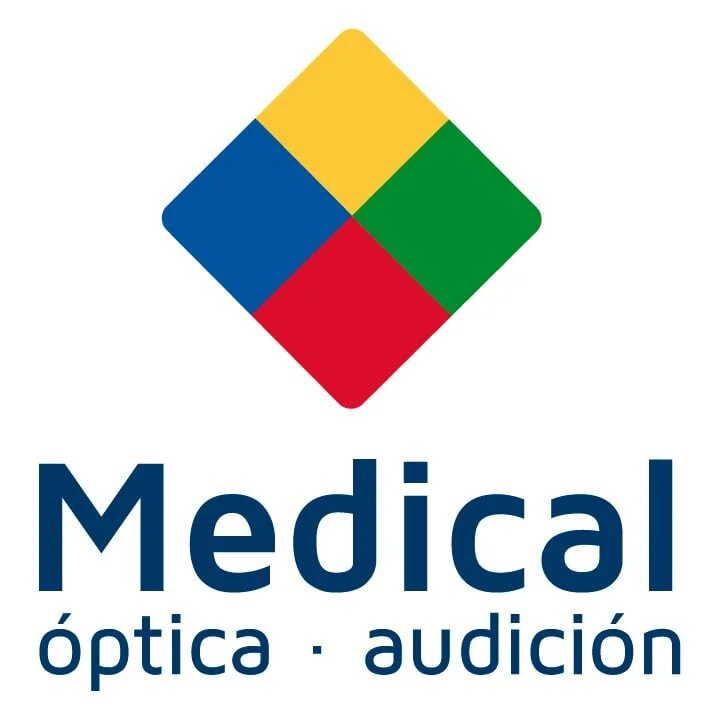 Medical Óptica Visión - 2013: Evolución de la marca y el Logotipo Medical Óptica a Medical Óptica Audición