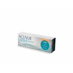 1 DAY ACUVUE OASYS TORIC