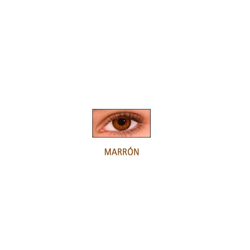 AIR OPTIX COLORS MARRON