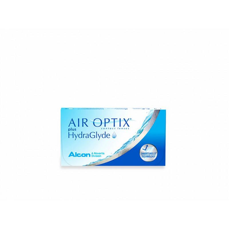 AIR OPTIX PLUS HYDRAGLYDE 6UDS