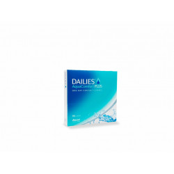 FOCUS DAILIES AQUA COMFORT PLUS CAJA 90