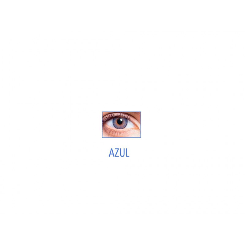 FRESHLOOK ONE-DAY AZUL