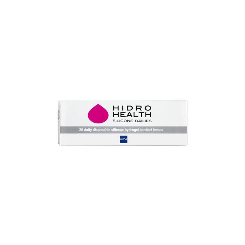 H. HEALTH DAILIES SILICONA 30UD