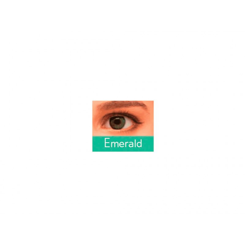 SOFLENS NATURAL COLORS EMERALD