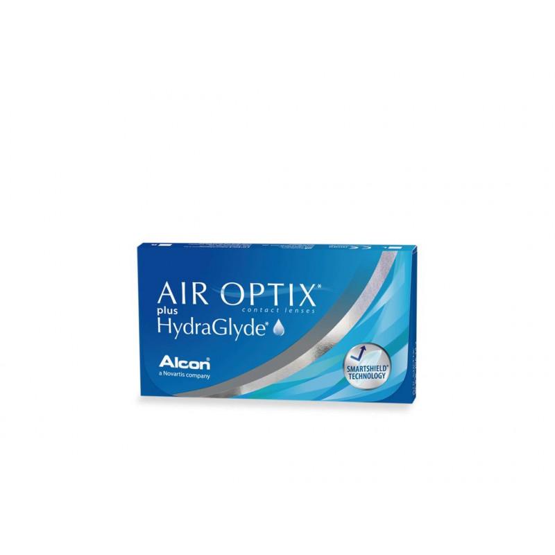 AIR OPTIX PLUS HYDRAGLYDE 3UDS