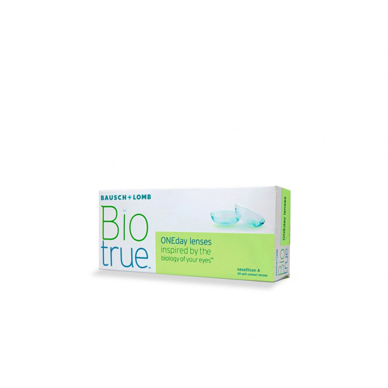 BIO TRUE ONE DAY CAJA 30