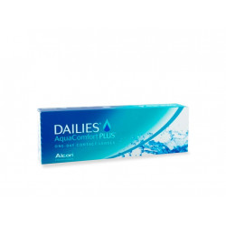 FOCUS DAILIES AQUA COMFORT PLUS CAJA 30